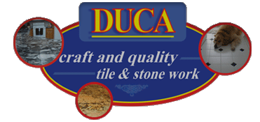 DUCA Tile & Granite Logo